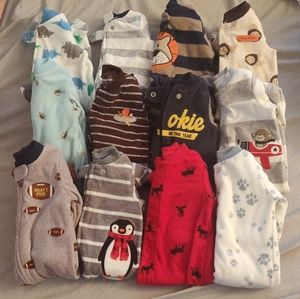 Fleece Sleepers Bundle